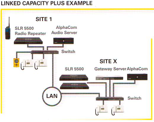Linked capacity plus