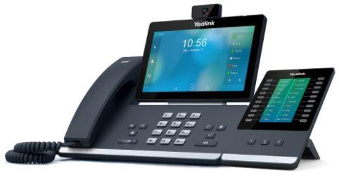 SIP-телефон с модулем расширения Yealink EXP50