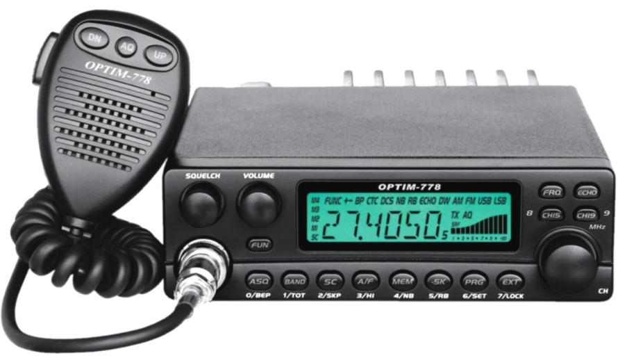 Купить автомобильную Си-Би радиостанцию в Интернет-магазине Маринэк