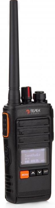 Купить портативную радиостанцию Терек РК-212 в Интернет-магазине Маринэк